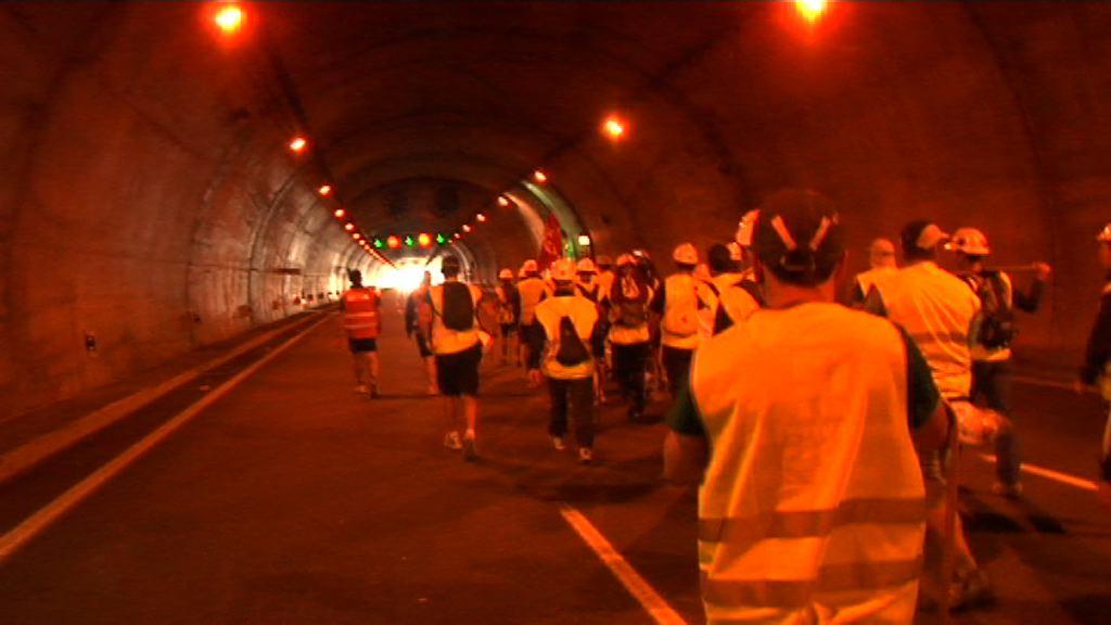 luztúnel Luz al final del túnel