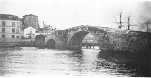 22.PUENTE San Sebastian DE PIEDRA 300x155 Los tres puentes de San Sebastián de la Ría de Avilés