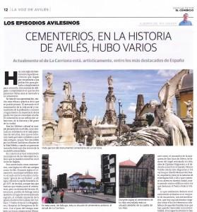22.cementerios bissssssssss PAGINA LA VOZ DE AVILES1 279x300 Cementerios, en la historia de Avilés, hubo varios