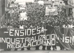 22.TRANSICION. ENSIDESA. 300x215 La Transición en Avilés, apuntes de 1975 a 1979