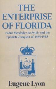 222.adelantado. libro de LYON bis1 190x300 Pedro Menéndez de Avilés y su empresa en los Estados Unidos de América