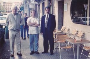 22.emile robin. german blanco varela. claudio celard perez. german blanco rubio copia BIS 300x197 Emile Robin, la calle más financiera de Asturias