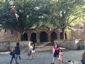 22.TESTIGOS.SAN NICOLAS. 00IMG 8387 300x225 Testigos medievales en el Casco Histórico de Avilés