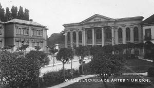 22.ARTES Y OFICIOS. POSTAL.facebook1 300x171 La Escuela de Artes y Oficios