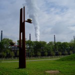 20 FOTO Estatua.Mojardin 2.Sendero Ria Aviles contraplano 150x150 Esculturas en la Ruta del Acero