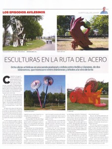 22.estatuas ruta acero LVA.1 226x300 Esculturas en la Ruta del Acero