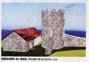22.SAN JUAN. San Juan castillo de.Virtual detalle.LVAV 200205 300x207 El Castillo de San Juan y la invasión inglesa de Avilés