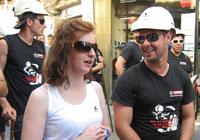 marcha min200x140 Imágenes: la marcha del carbón, foto a foto