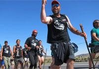 mineros6 Imágenes: la marcha del carbón, foto a foto