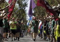 mineros7 Imágenes: la marcha del carbón, foto a foto