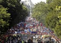 multitudinariamani Imágenes: la marcha del carbón, foto a foto